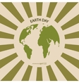 modern april 22 earth day background vector image