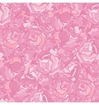 Seamless Roses Pattern vector image vector image
