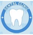 dental clinic icon vector image
