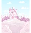 Magic Castle vector image vector image