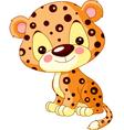 Cartoon Jaguar vector image