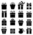 Gift set2 vector image