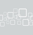 abstract background modern square vector image