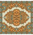 Original Traditional Ornamental Floral Paisley Ban vector image vector image