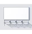 Gallery Billboard Blank vector image