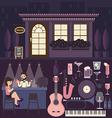 Lounge Bar vector image