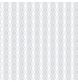 pattern geometric waves grey vector image