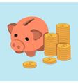 money 2 vector image