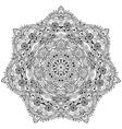 DoodleSnake-13 vector image