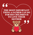 Inspirational love marriage quote Tye most