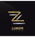 Z letter logo vector image