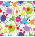 Stain pattern vector image
