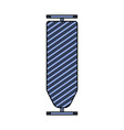 ironing board domestic object design vector image