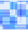Abstract Background of Rectangles vector image