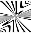 Zebra Abstract Background vector image