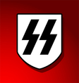Waffen SS Insignia vector image