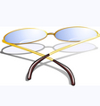 spectacle vector image vector image