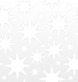 Snowflakes seamless vector image