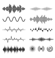 Signal wave set analog signals and digital vector image