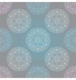 Seamless christmas pastel pattern vector image