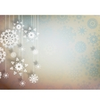 High definition snowflakes EPS 10 vector image vector image
