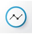 arrow icon symbol premium quality isolated vector image