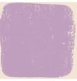 Violet Border Texture vector image vector image