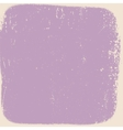 Violet Border Texture vector image
