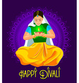 festival Diwali vector image