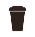 Coffee to go icon vector image