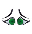 Eyes design vector image
