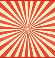 striped lines pattern paper retro radius burst vector image