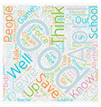 If I Were God text background wordcloud concept vector image