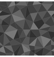 seamless triangles texture abstract vector image vector image