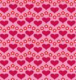 valentine stripe vector image