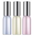 Photorealistic makeup bottle vector image