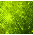 Green glitters on a soft blurred EPS 10 vector image vector image