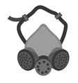 mask and respirator protective equipment vector image
