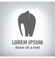 Elephant Emblem for Your Business vector image