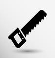 saw Icon button logo symbol concept vector image