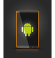 device android vector image vector image