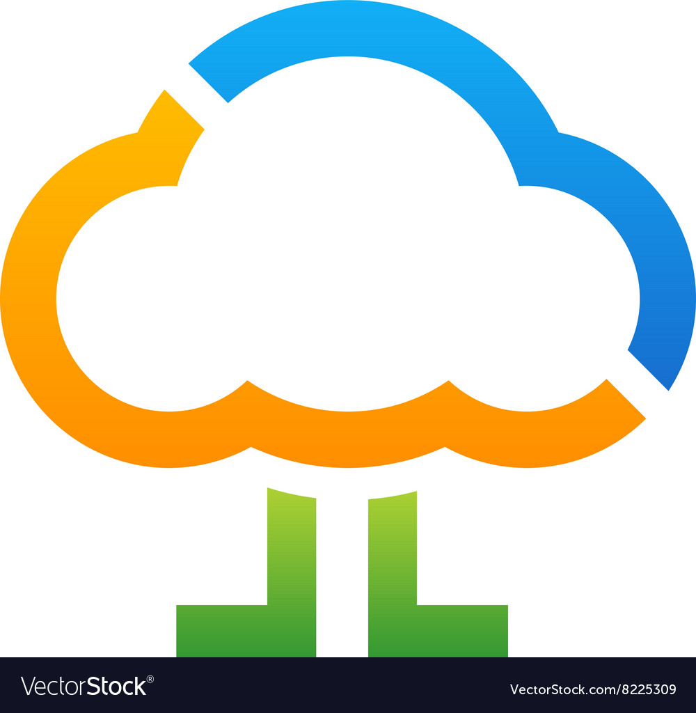 Walkingcloud380x400 vector