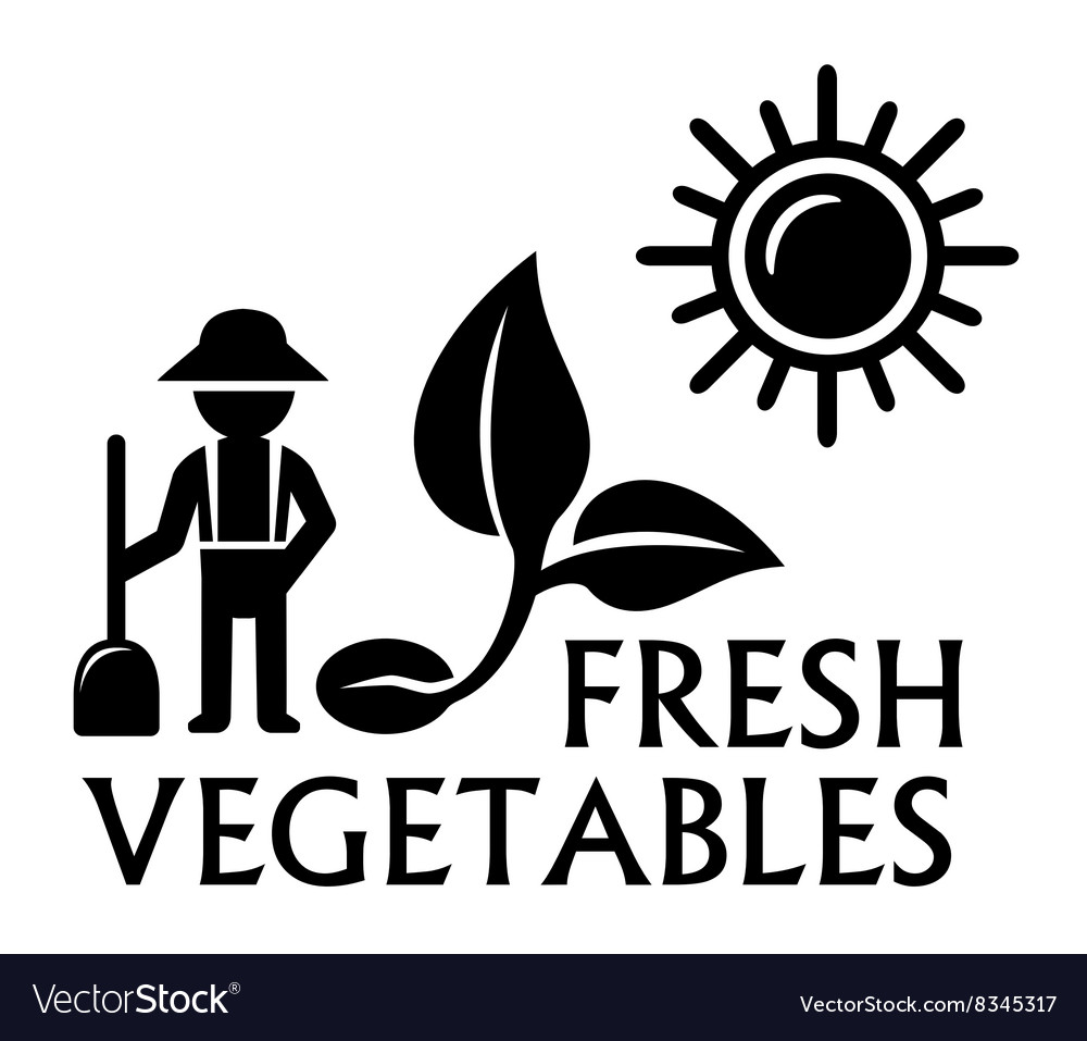 Harvest agriculture symbol vector
