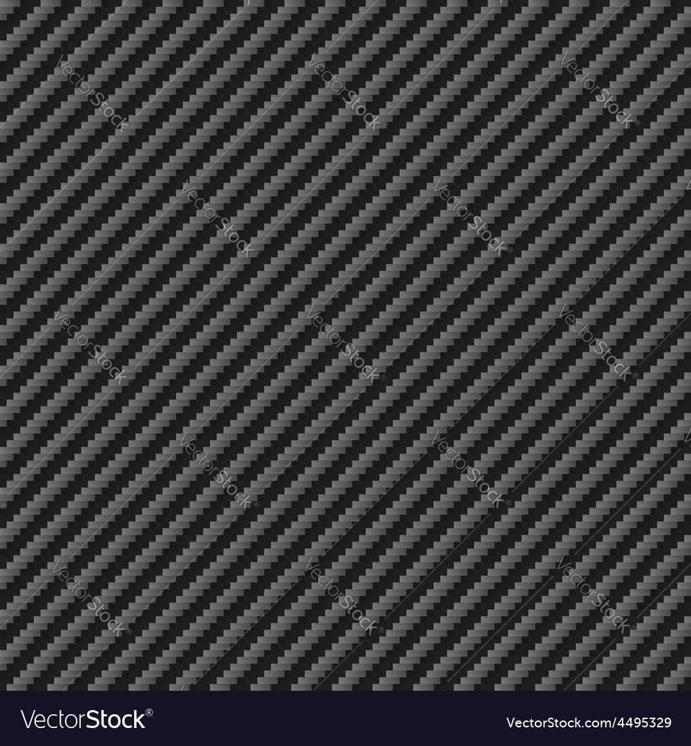 Tileable diagonal carbon texture sheet pattern vector