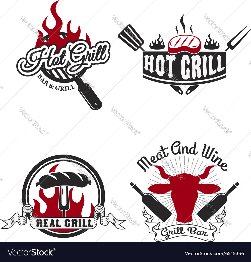 Grill 2 vector