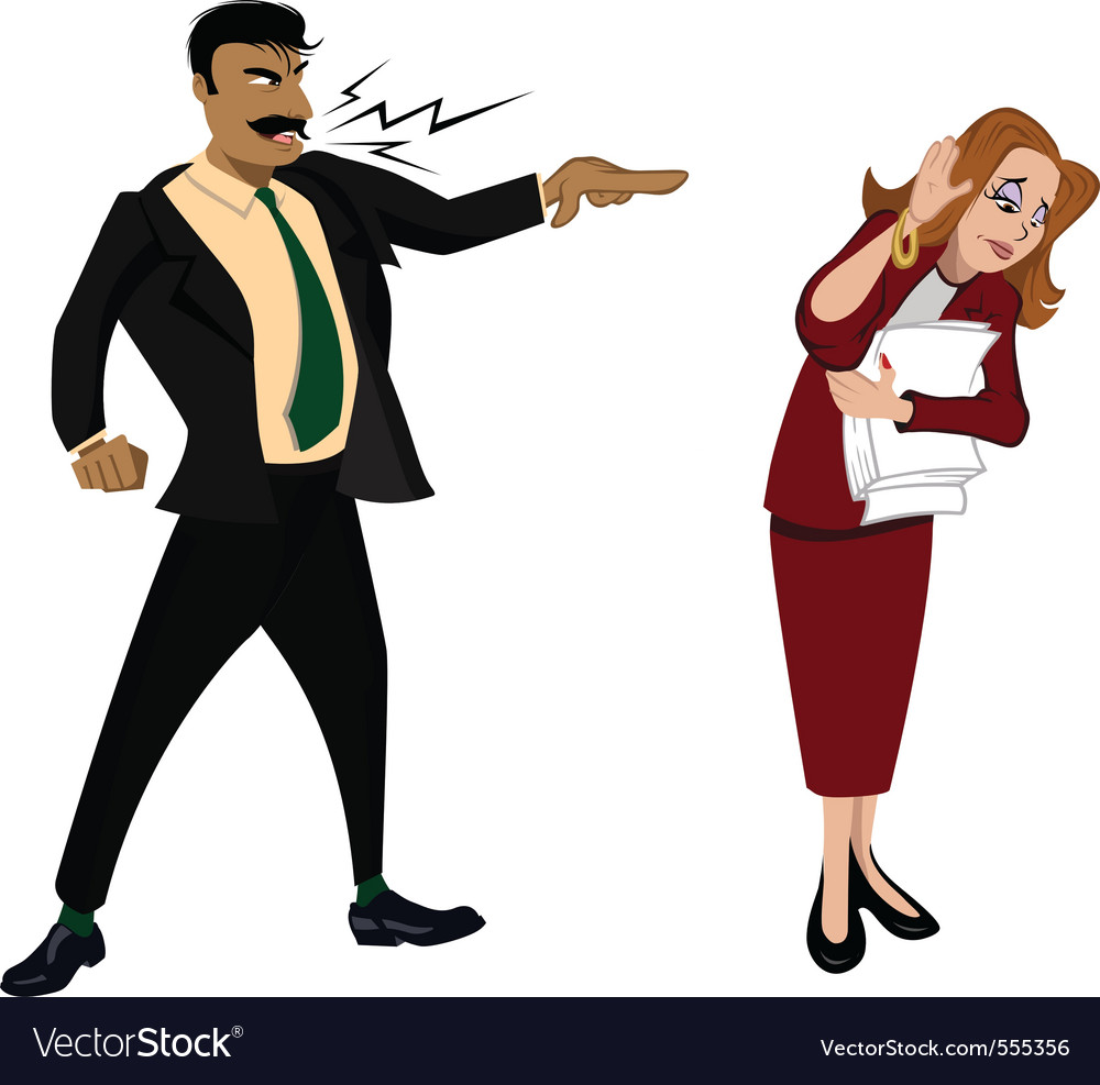 Harassment vector