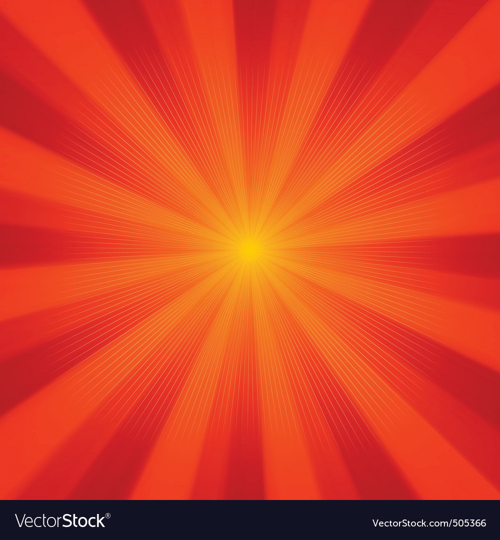 Sun light background eps 8 vector