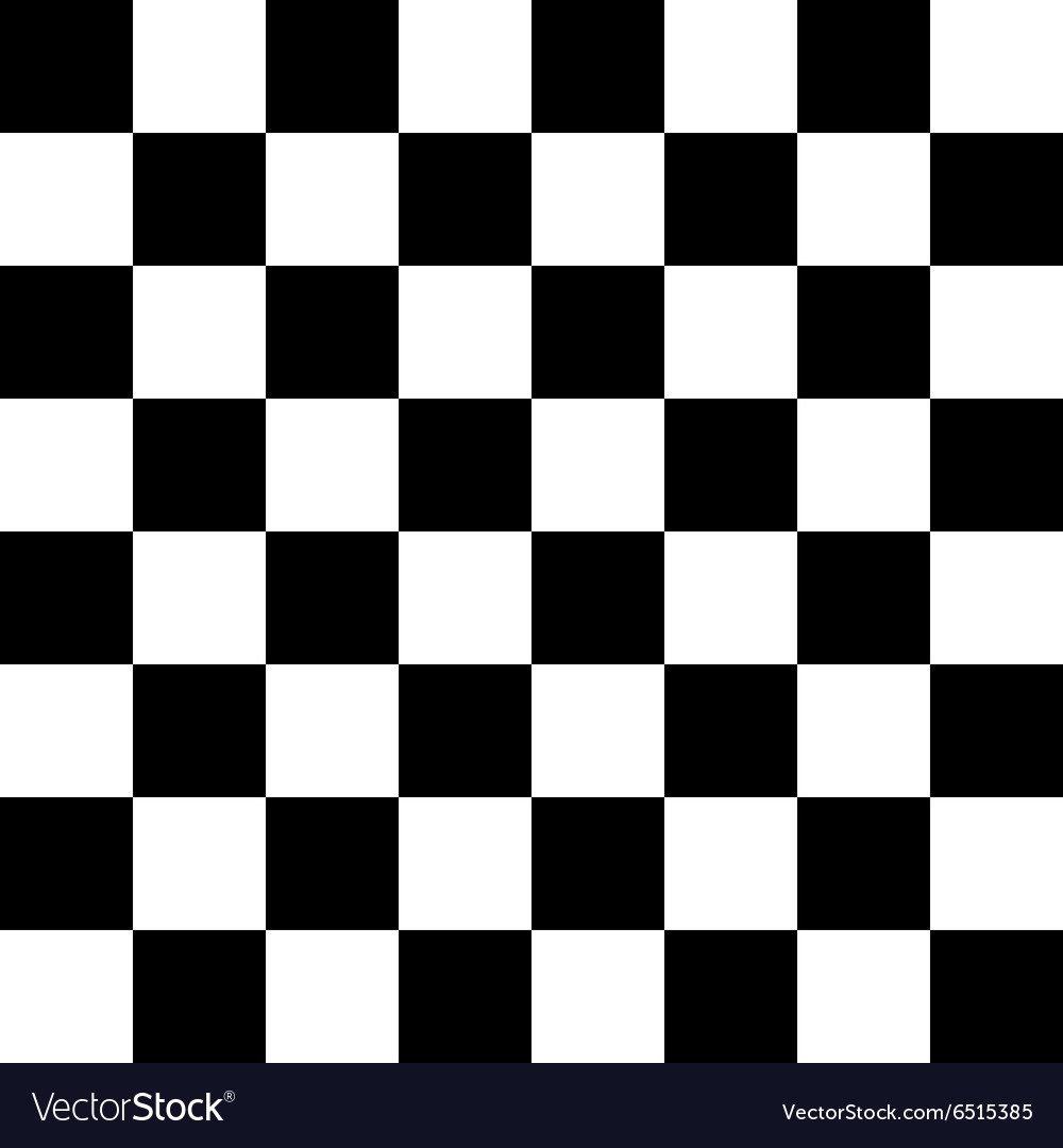 Chess square seamless pattern vector