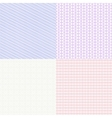 Guilloche patterns set Currency for certificate vector image