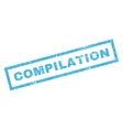 Compilation Rubber Stamp vector image
